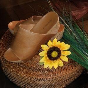 Chocolat Blu Wedge Shoes